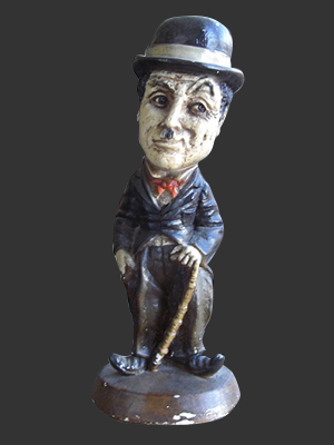 Antique Charlie Chaplin