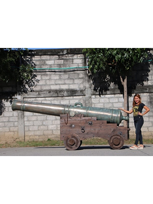 Cannon from Seville